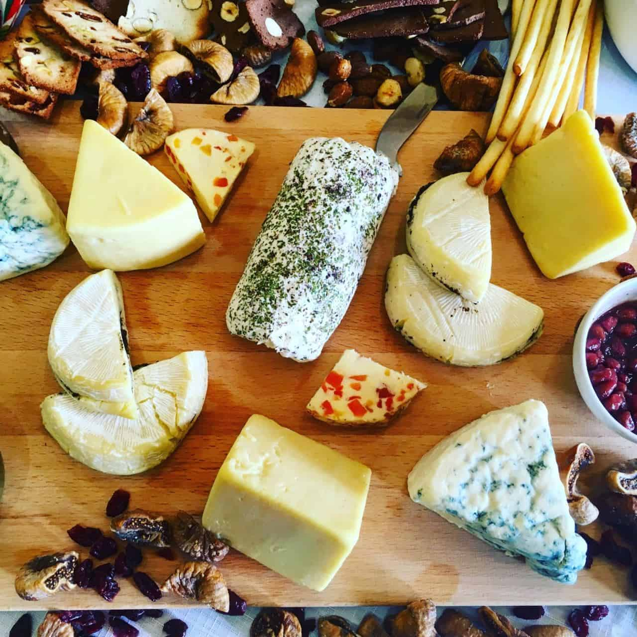 Bush Tucker Cheese Plate